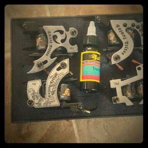 Solong tattoo kit